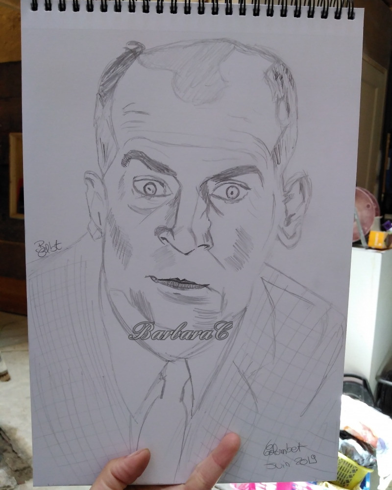 Louis de Funès by barbaras